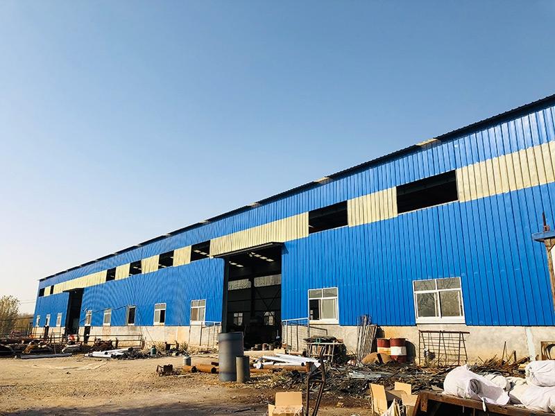 厂房厂貌1