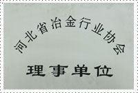 河北省冶金行业协会理事单位