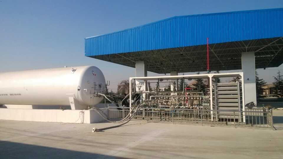 山西曲沃LNG加注站项目