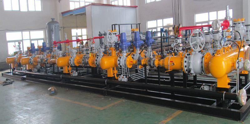 中海油-白马井门站项目
