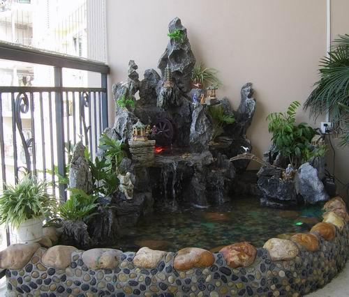 小橋人家 室內景觀
