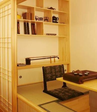 专业从事日本和室榻榻米的设计施工,以及和室材料