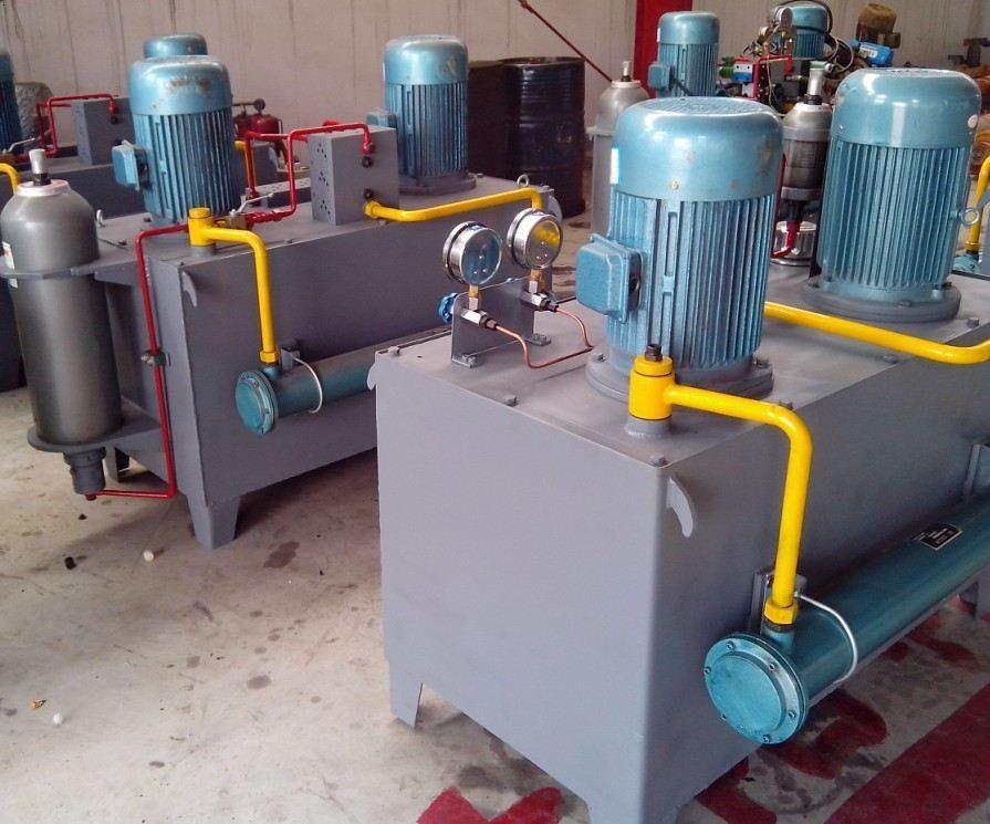 液压系统__成都市步升液压机械设备有限公司-必途图片