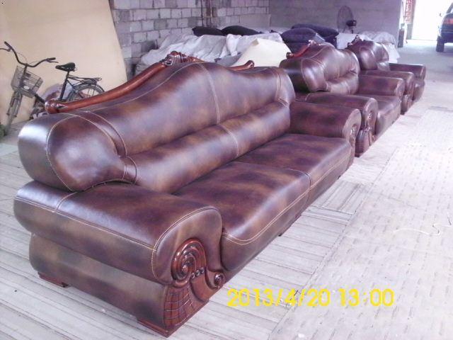 沙发架制作方法图解
