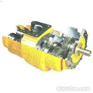 螺杆空压机结构图
