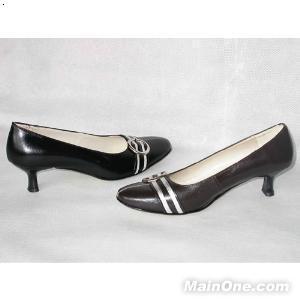女士皮鞋_天津市正路达鞋业有限公司-必途