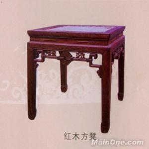 【红木家具仙小方凳】_红木家具仙小家具方凳贵阳地址一统图片