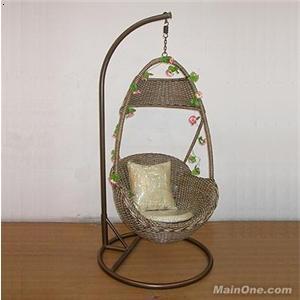 洱海玻璃球吊椅
