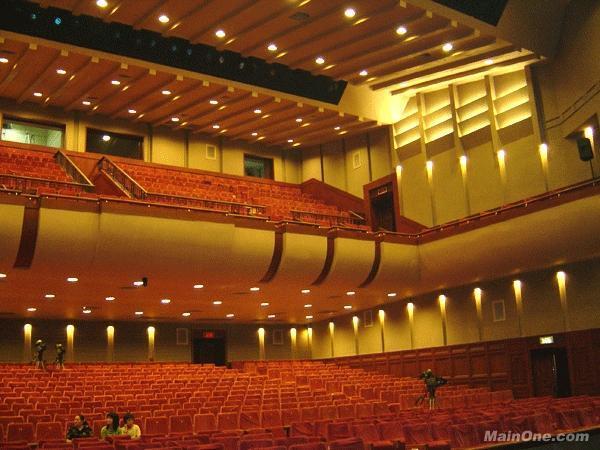 智能照明影剧院工程案例