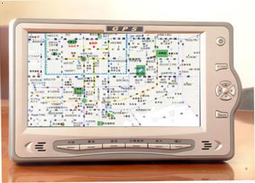 全国电子地图卫星定位导航系统_中山市博扬电