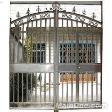 不锈钢围墙门_不锈钢围墙门设计