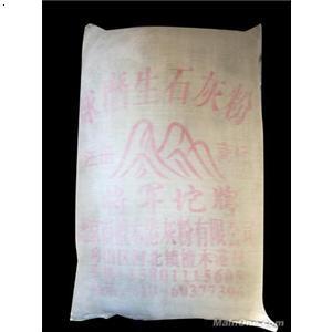 【球磨袋装生石灰粉】厂家,价格,图片_北京市檀木港灰