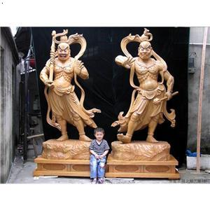 日本木雕佛像