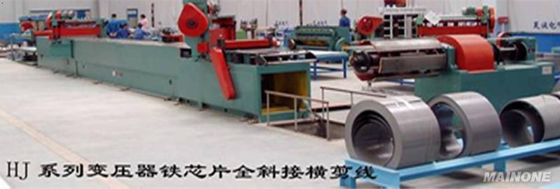 HJ型全斜接變壓器鐵芯