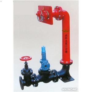 消防水泵接合器图片