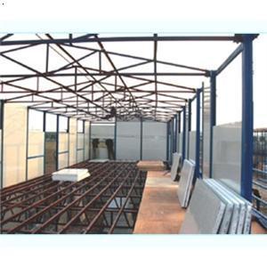 坡屋顶活动板房