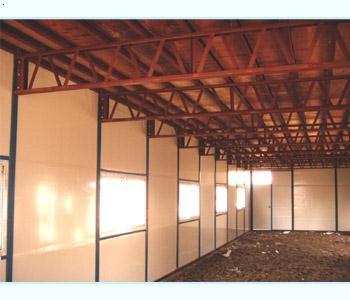 平屋顶活动板房