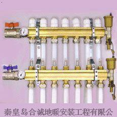 铺设 系统 漫游 地暖/分水器