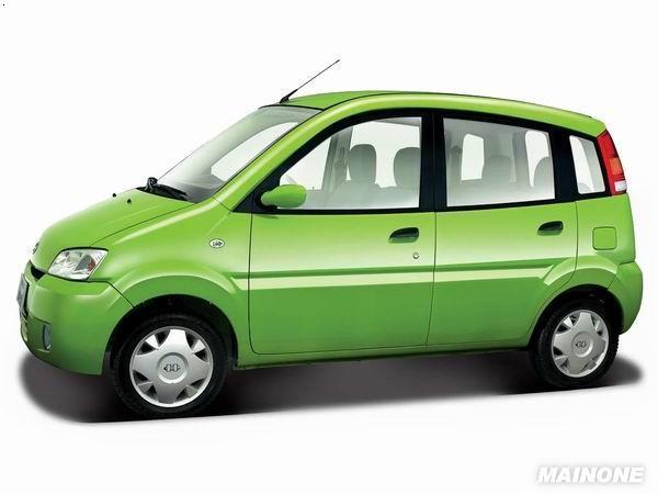 检至:2008年;颜色:绿色;备注:1.1排量,助力转向,电动门窗,车况好高清图片