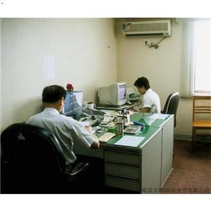 办公室工作场景