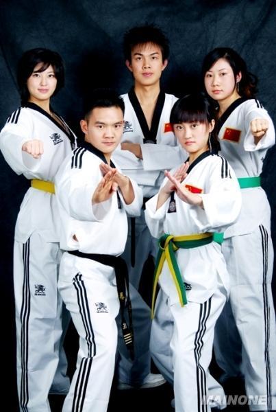 跆拳道服装