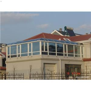 产品首页 建筑,建材 钢结构 别墅玻璃房