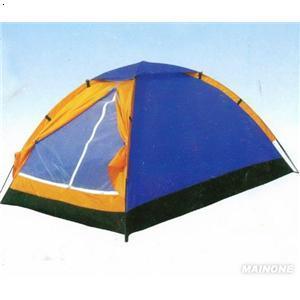 帐篷简彩色简笔画