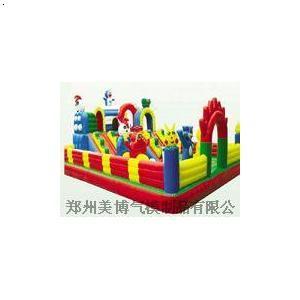 儿童充气乐园大型充气玩具游乐设施