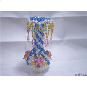 手工串珠(花瓶)