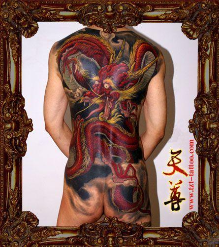 铭万网 找产品 医疗保健服务 公关服务 >上海纹身工作室-天尊堂 著名