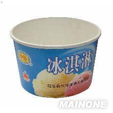 7盎司冰淇淋纸杯