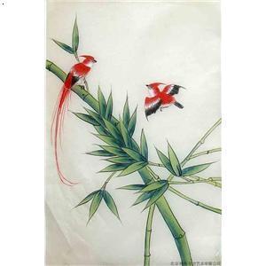 竹子-水墨画的基本画法