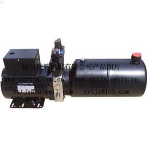 液压升降机液压动力单元图片