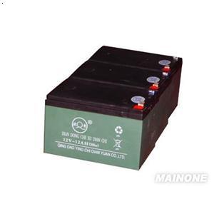 每个电池是12v20ah,4个串联接法为48v20ah,4个并联接法为12v80ah,电瓶