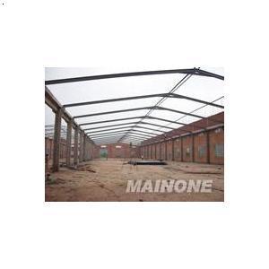 钢结构厂房施工图