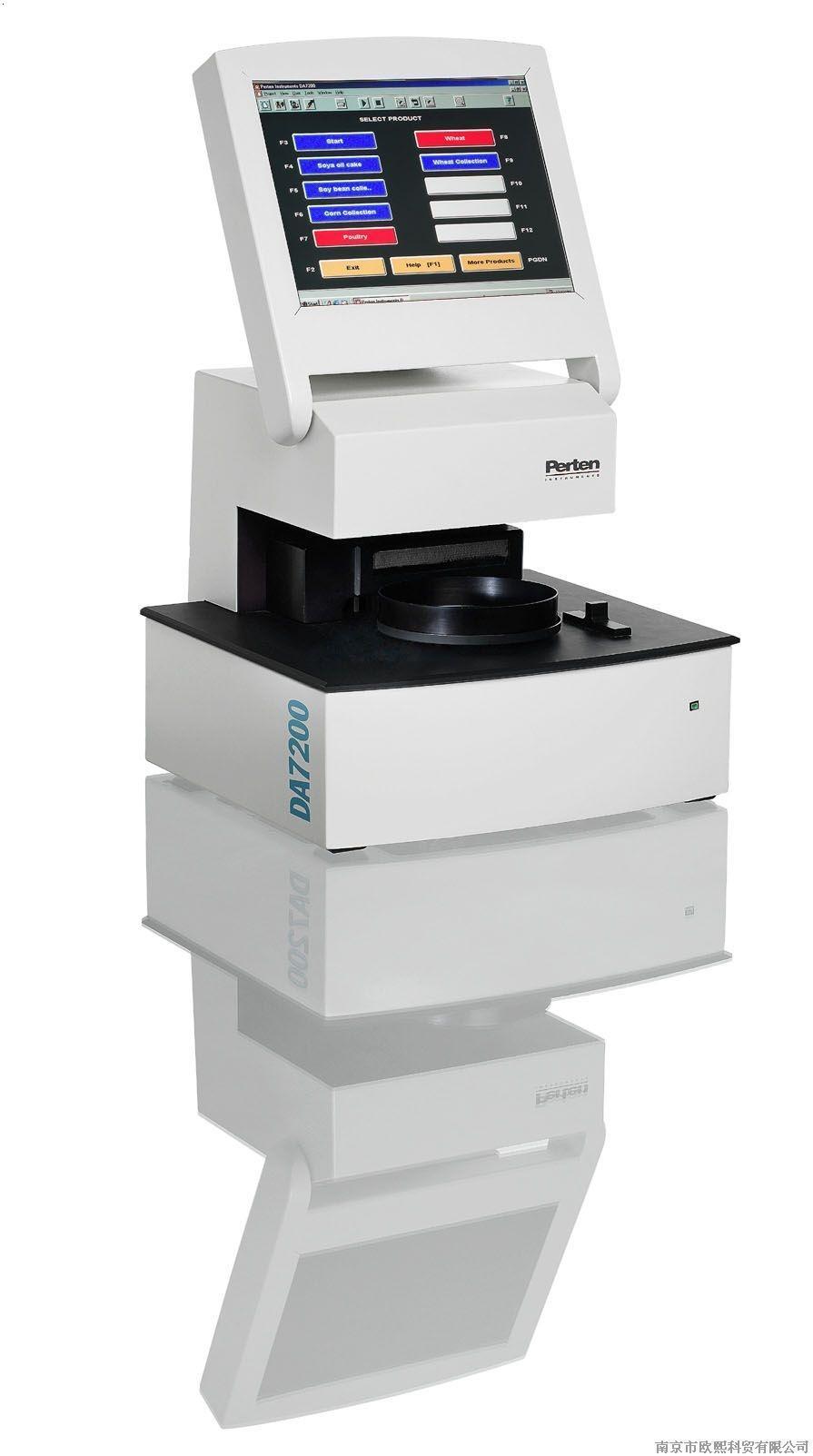 近红外分析仪da7200产地:瑞典