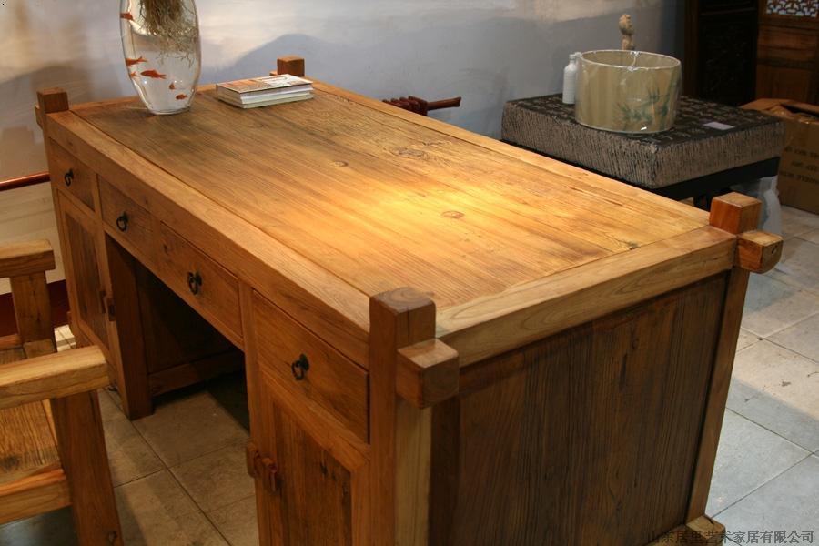 现在生产老榆木家具的品牌,哪个可信赖啊