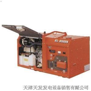 柴油机启动发电机