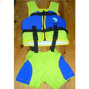 儿童游泳学习衣