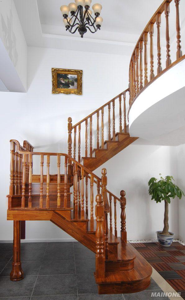 室内楼梯_佛山市顺德区唐式木业有限公司-必途 b2b.cn
