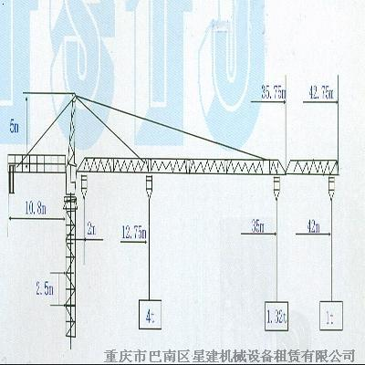 塔式小高层户型图