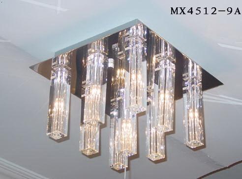简约欧式水晶灯