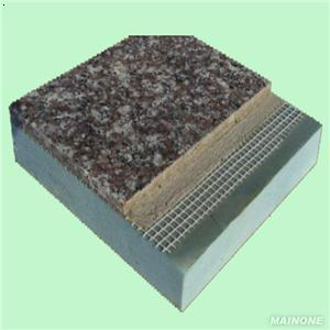 英博超薄石材保温复合板