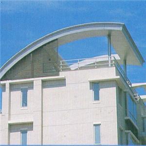 客厅屋顶造型效果图,彩钢瓦屋顶造型图,屋顶造型,农村别墅屋高清图片