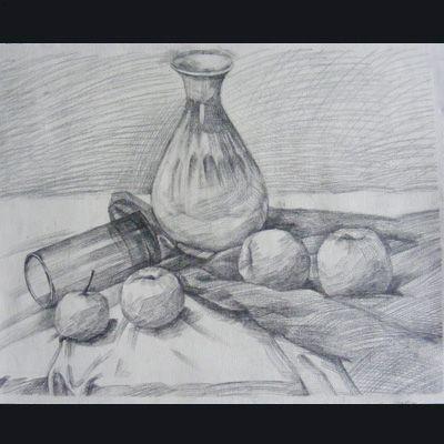 合理性,安排有静物素描,素描头像,水粉,速写等课程.