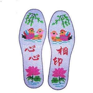 【十字绣鞋垫图纸】厂家,价格,图片_北京快乐清风商贸