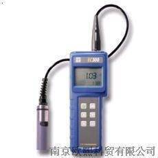盐度、电导、温度测量仪 YSI EC300型