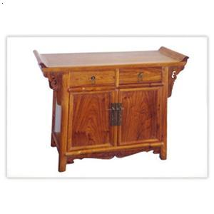 明清红木家具 卷书明式沙发