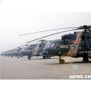 虽然这样改造过的直升飞机超底空飞行能力和灵活性