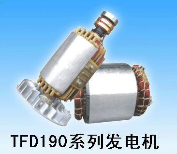 通用tf190系列汽油发电机定转子.